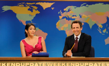 Cecily Strong to Co-Anchor Weekend Update, Hopes to Not Barf or Faint
