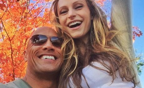 Dwayne Johnson Confirms Lauren Hashian Pregnancy