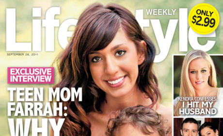 Farrah Abraham vs. The Kardashians: IT IS ON!