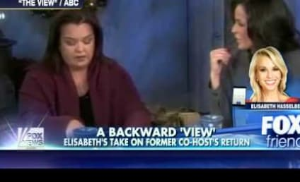 Elisabeth Hasselbeck BLASTS Rosie O'Donnell on Fox News!