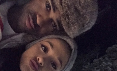 Big Sean, Ariana Grande Picture