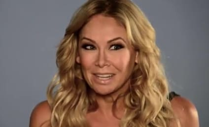 Kym Johnson: Nude For PETA!