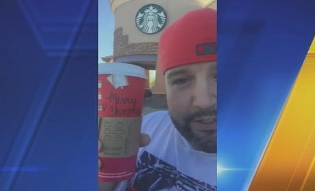 Starbucks Hates Jesus!!!