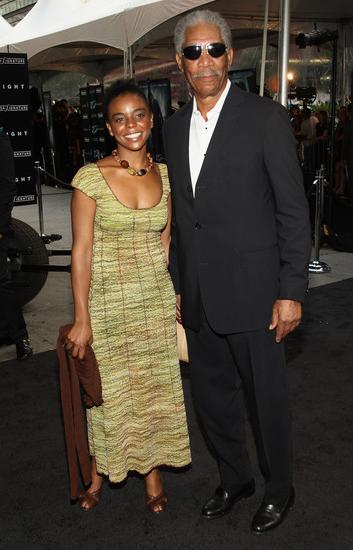 Morgan Freeman And E Dena Hines It S Over The