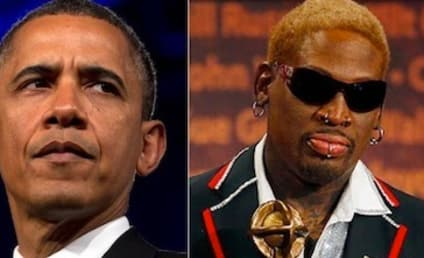 Dennis Rodman Plans Return to North Korea, Broker Peace Deal With U.S.