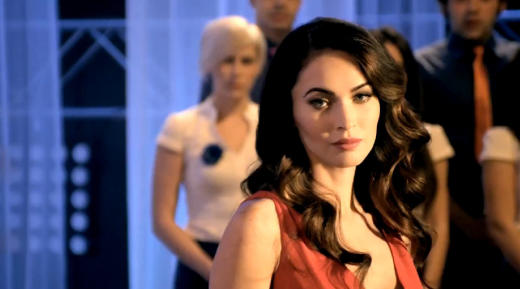Megan Fox Commercial Still
