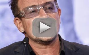 Bono: Injured in Bike Accident