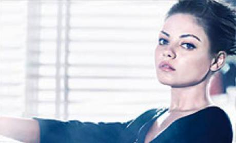 Mila Kunis: The New Face of Dior Handbags