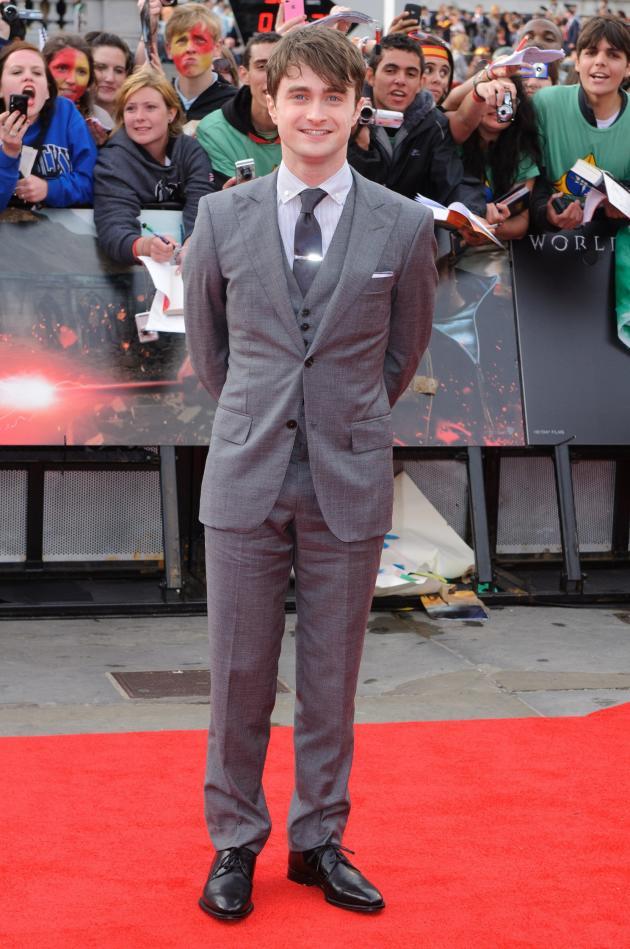 Daniel Radcliffe Premiere Pic