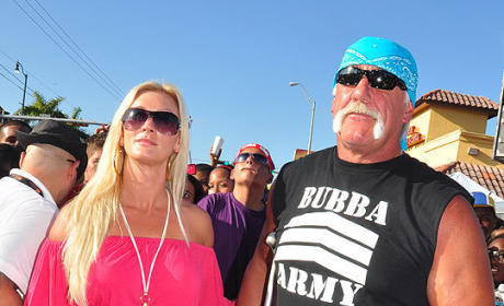 Hulk Hogan Files Countersuit Against Linda Hogan