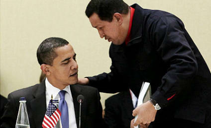 Chavez to Obama: I'd Vote For You!