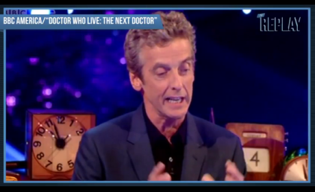 Peter Capaldi as Doctor Who: 5 Fun Facts