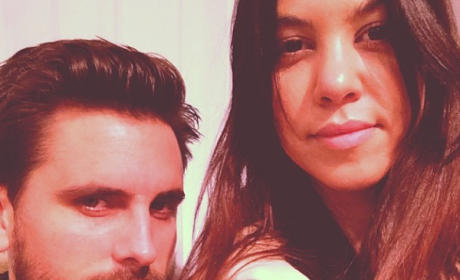 Kourtney Kardashian Hints at Scott Disick Breakup With Sad Instagram Post