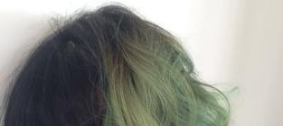 What do you think of Katy Perry's green hair?