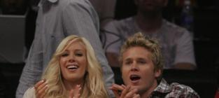 L.A. Lakers Games = Celebrity Sightings Galore!