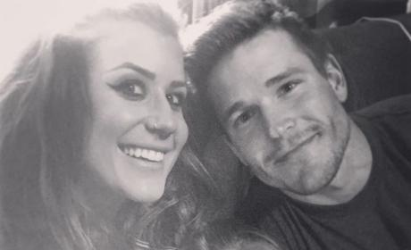 Chelsea Houska Poses With Fiance Cole DeBoer and Daughter Aubree