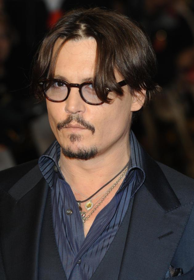Johnny Depp Photograph