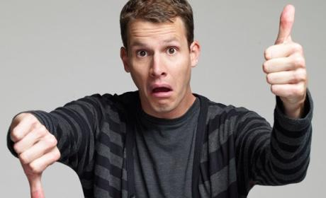 Daniel Tosh Responds to #OscarsSoWhite Controversy With Blackademy Awards