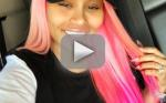 Blac Chyna Son Rubs Her Growing Baby Bump, Is All Kinds of Adorable