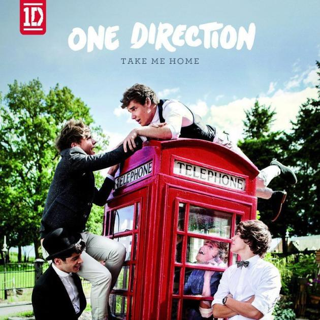 One Direction Album Cover