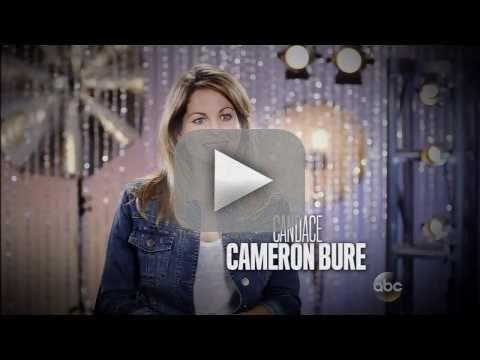 Candace Cameron Bure & Mark Ballas - DWTS Week 1