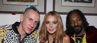 Is Lindsay Lohan back on drugs?