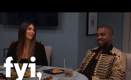 Kanye West Broke No Cell Phone Rule to Heckle Kim Kardashian