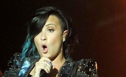 Demi Lovato Shares Bikini Selfie, Encourages Positive Body Image