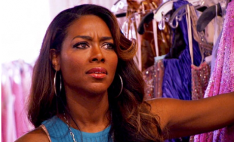 Kenya Moore: NeNe Leakes is a Ghetto, Classless BEAST!