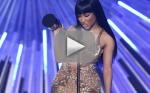 Nicki Minaj Slams Miley Cyrus During Acceptance Speech
