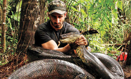 Eaten Alive: Paul Rosolie Attempts to Be Devoured By Snake on Camera ... How'd That Go?!