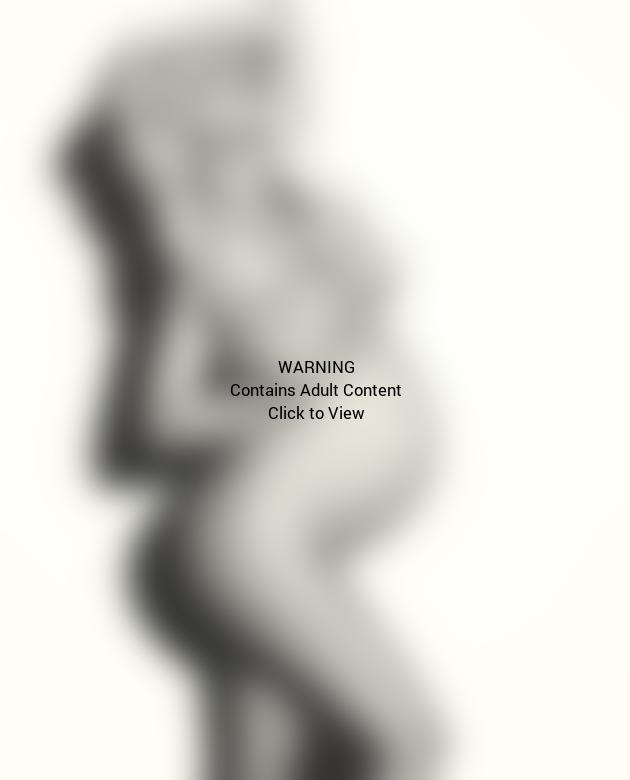 Christina Aguilera Nude Pregnant Pic