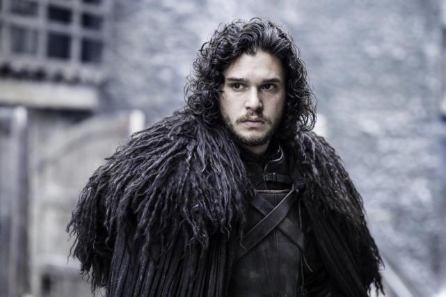 Jon sleet glares