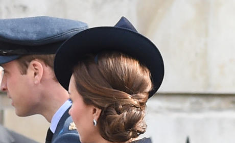Kate Middleton: Service of Commemoration To Mark End of Combat Operations in Afghanistan