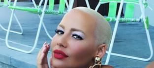 Amber Rose Flaunts Butt on Instagram: See the RIDONK Pics
