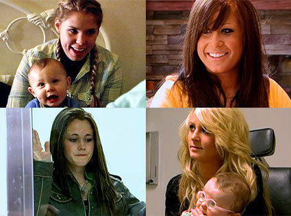 The Teen Mom 2 Stars