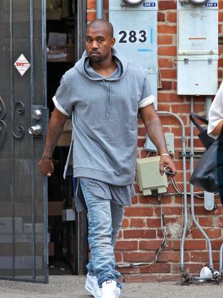 Kanye vs. Photographer