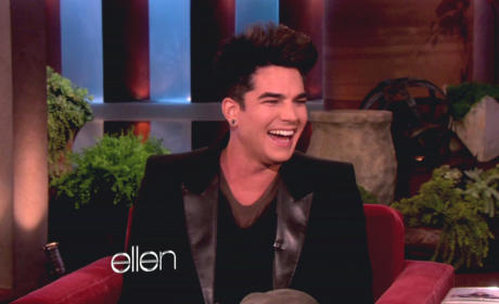 Happy 30th Birthday, Adam Lambert!