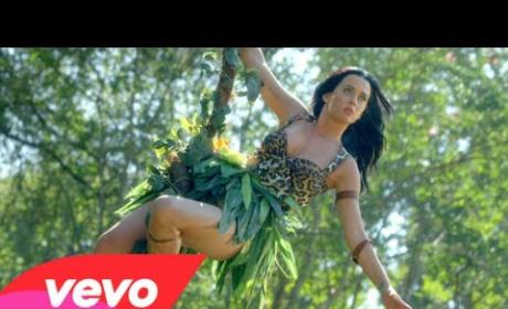 Katy Perry - Roar (Music Video)