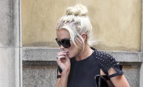 Lindsay Lohan Probation Report: Surprisingly Good!