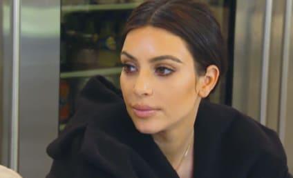 """Kim Kardashian Told to """"Shut That Black Baby Up"""" on Plane, Kris Jenner Alleges"""