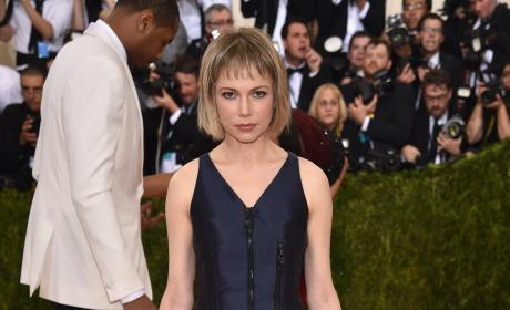 Michelle Williams: 2016 Costume Institute Gala