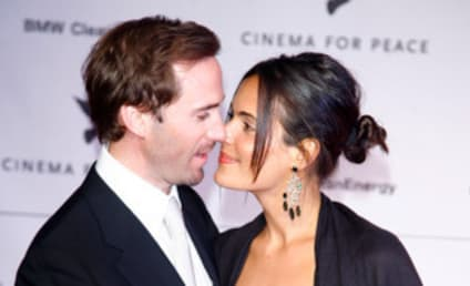 It's a Girl For Joseph Fiennes, Maria Dolores Dieguez!
