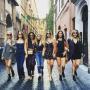 Troian Bellisario's Bachelorette Squad