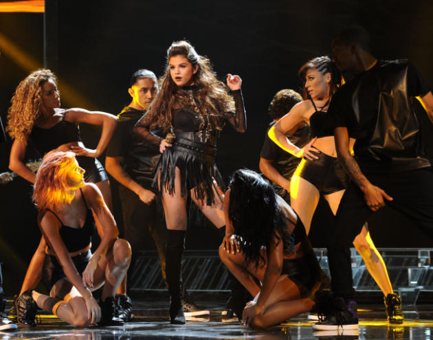 Selena Gomez on The X Factor