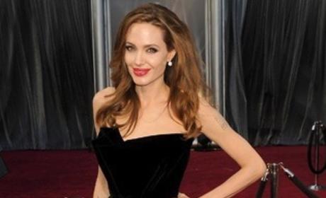 Angelina Jolie, Leg