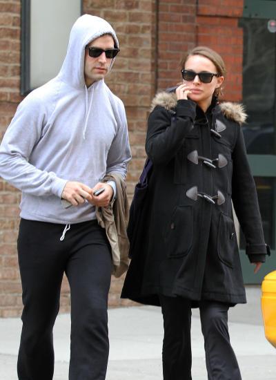 Natalie Portman and Benjamin Millepied Picture