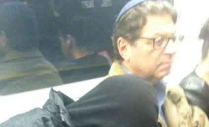 Photo of Subway Passenger Asleep on Stranger Makes Us Feel Good About Humanity