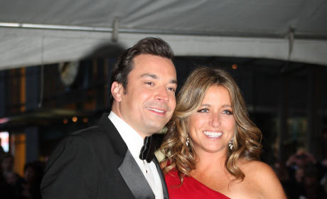 Jimmy Fallon, Nancy Juvonen Welcome Baby Girl!