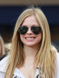 Avril Lavigne Photograph